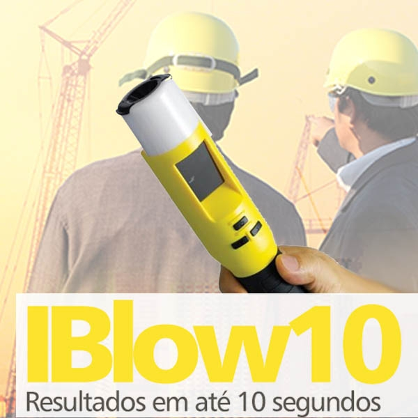 Bafometro Iblow-Bafometro Iblow