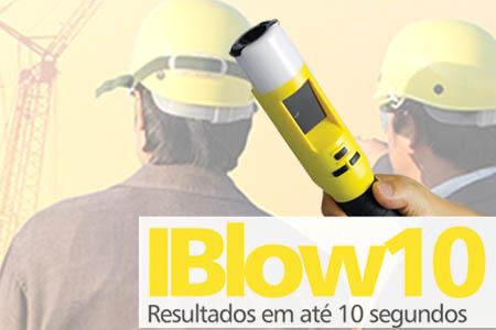 Bafometro Passivo-Iblow