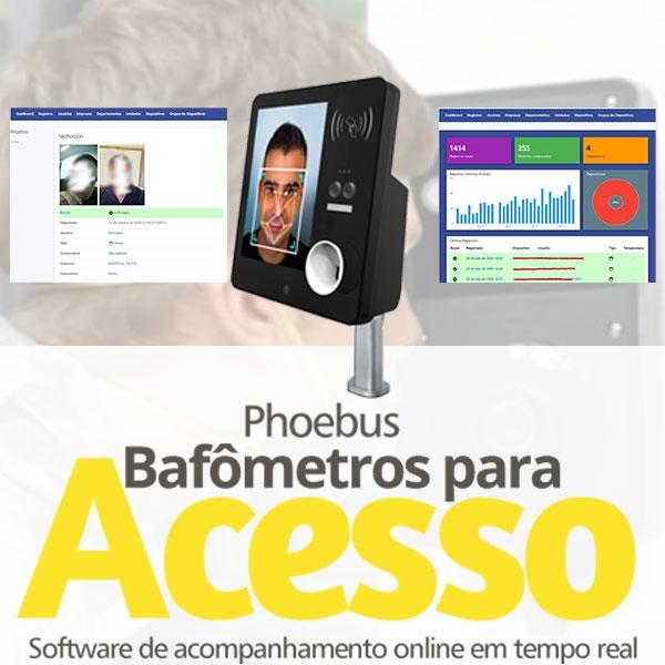 Phoebus-Acompanhe online os acessos